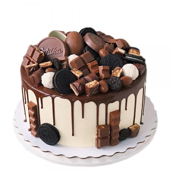 Rodjendanska torta sa šlagom model 160