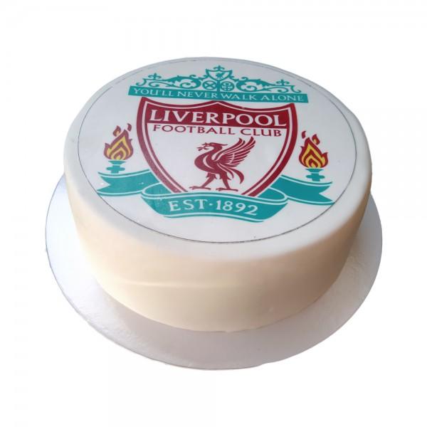 Fudbalerska torta Liverpool