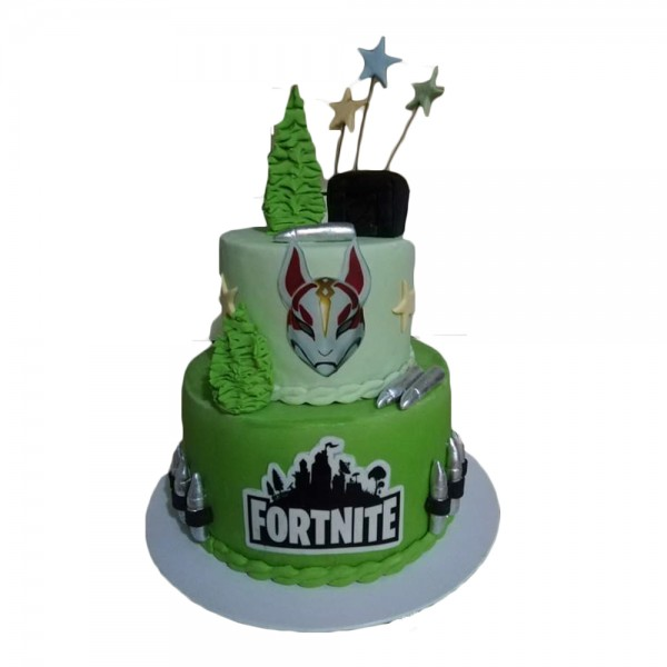 Decija rodjendanska torta Fortnite