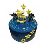 Rodjendanska torta Transformersi