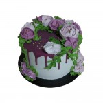 Svecana torta cvetni aranzman