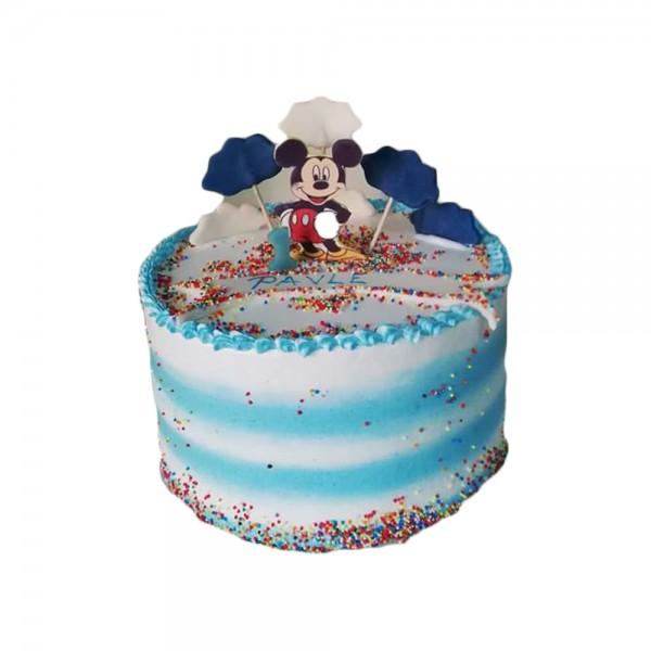 Torta Miki Maus na plazi