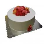 Torta pa buket ruza