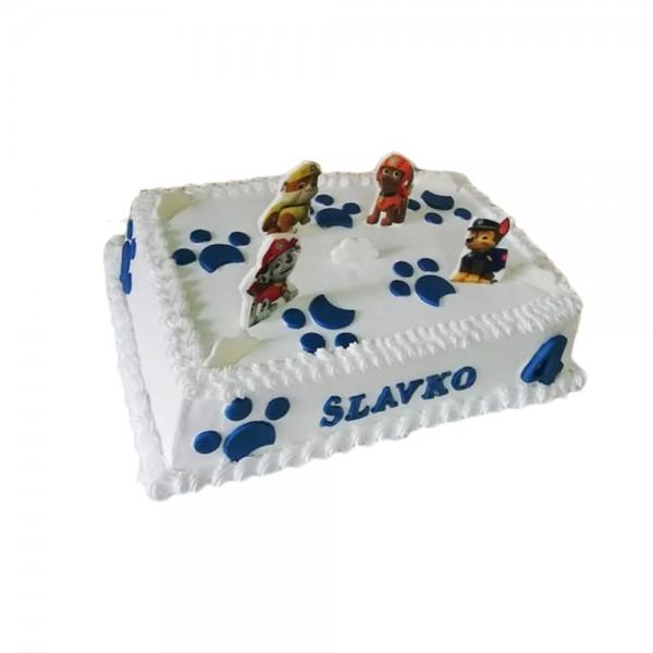 Torta patrolne sape za Slavka