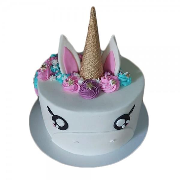 Torta za devojcice mali jednorog 2
