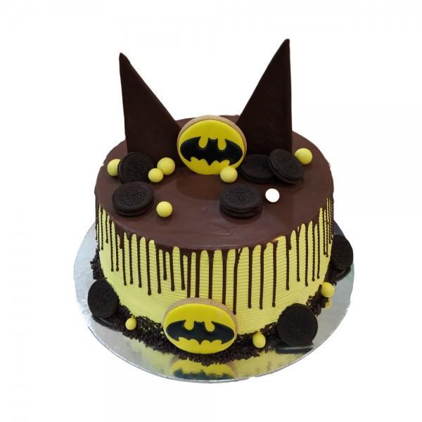 Torta za male Betmene