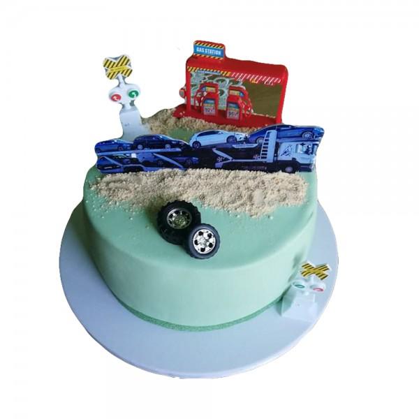 Torta za male vozace