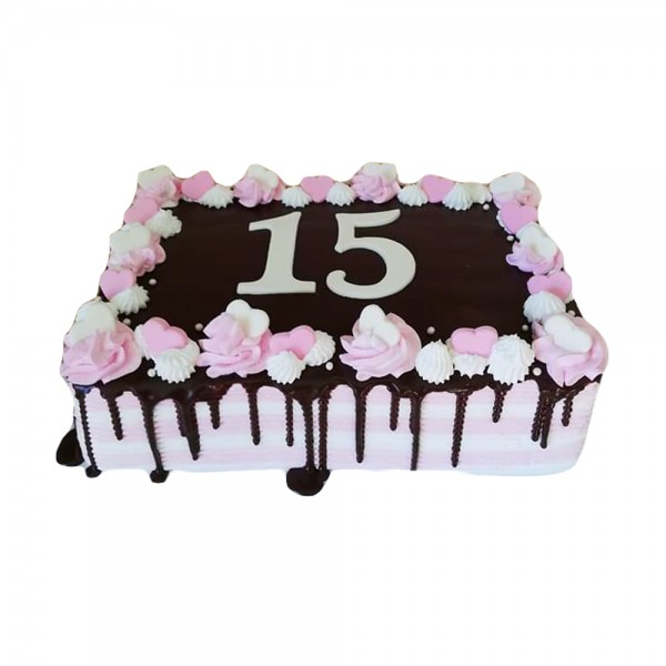 Torta za petnaesti rodjendan