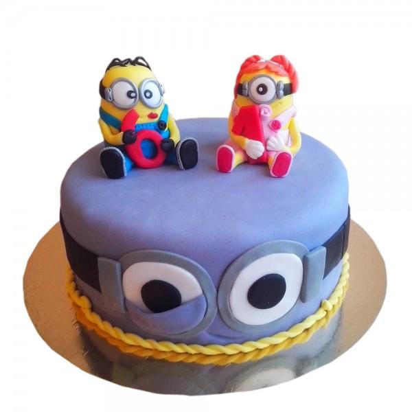 Decija torta Minionsi