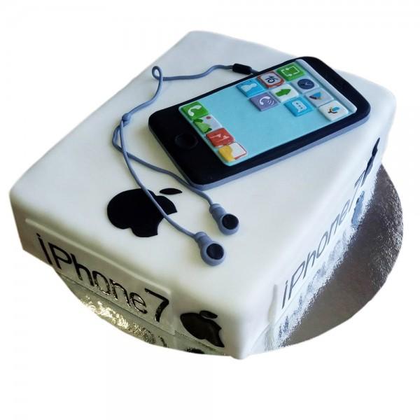 Torta od fondana telefon Iphone