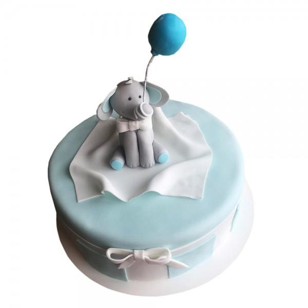 Decija rodjendanska torta Dambo slon