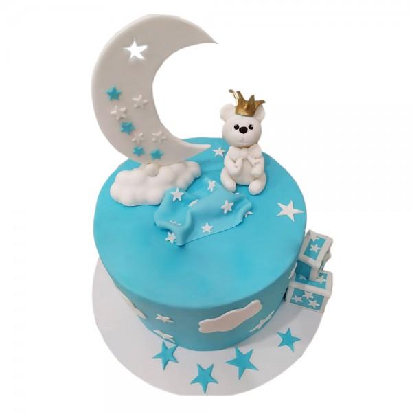 Plava torta za Marinu