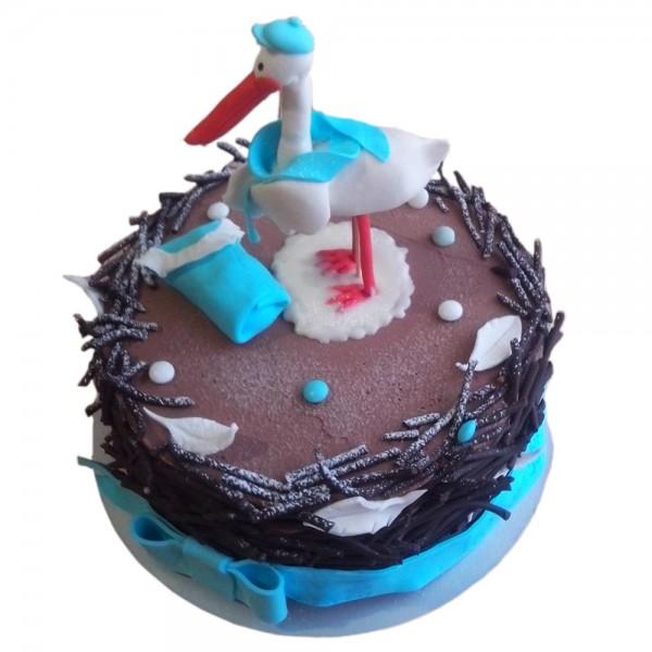 Torta sa rodom srecno rodjenje