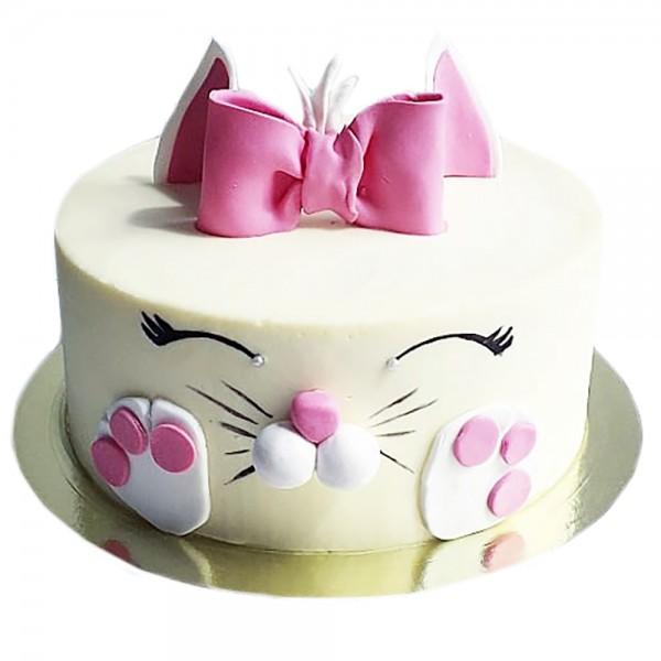 Torta za devojcice mala maca