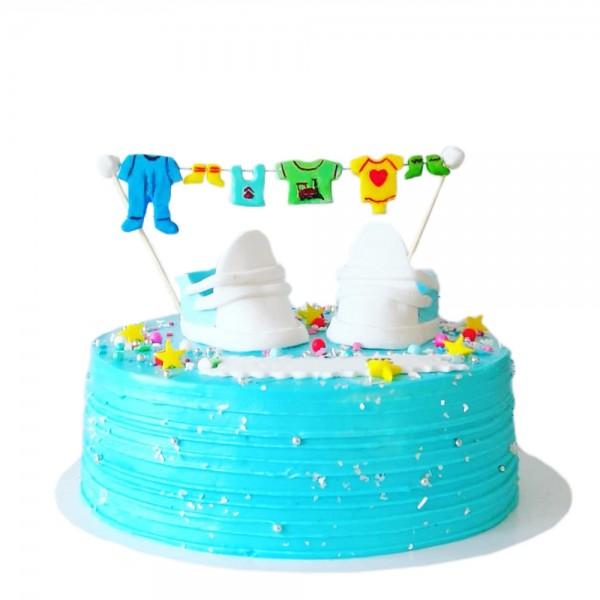 Torta za bebe susenje baby odece
