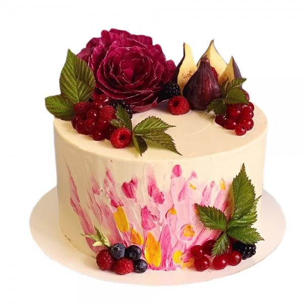 Vocna torta letnji vrt