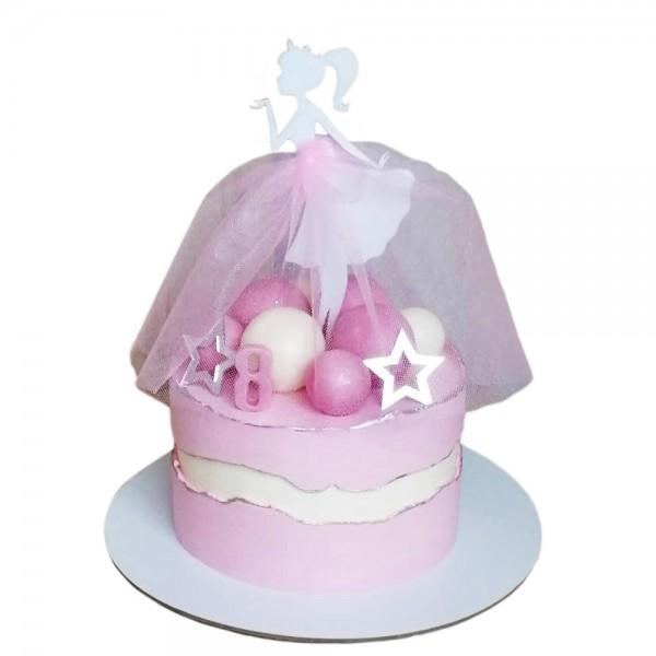 Decija torta mala balerina