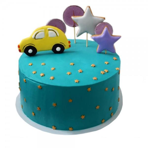 Rodjendanska torta za decake model 101