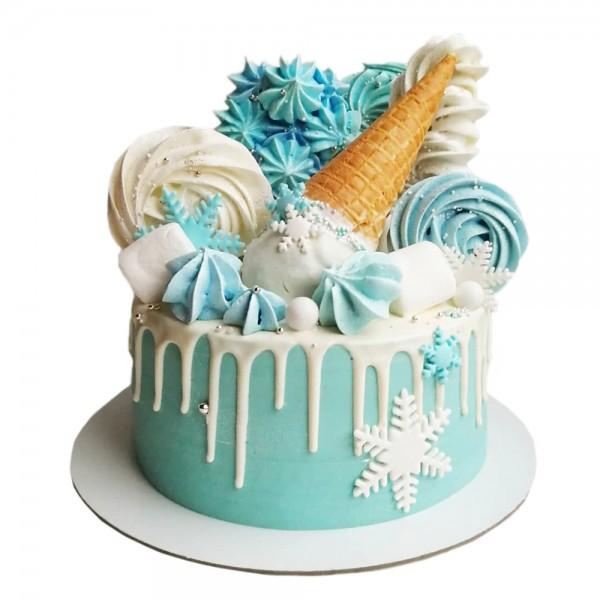 Snezna torta