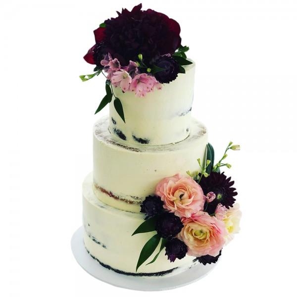 Mladenačka torta sa ružama model 221
