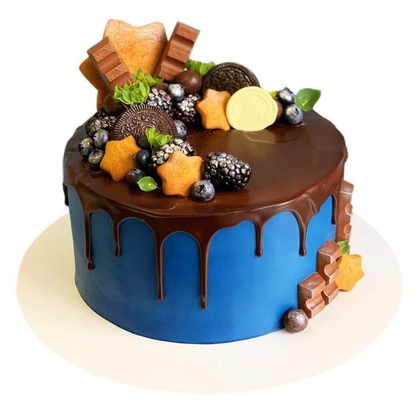 Rodjendanska torta za najmladje Kinder model 121