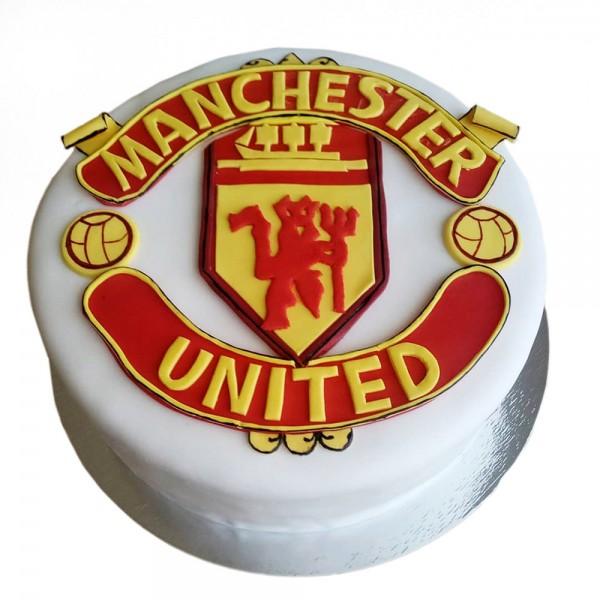 Rodjendanska torta za male fudbalere model 110