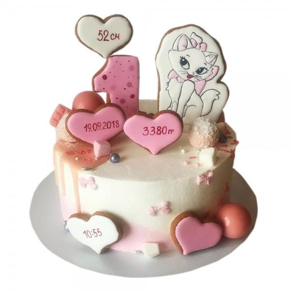 Rodjendanska torta za devojcice model 106