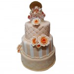 Mladenačka torta školjka model 220