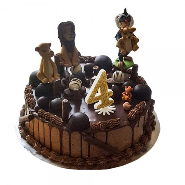 Rodjendanska torta Kralj Lavova