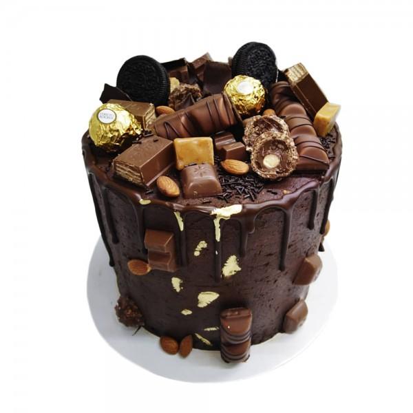 Svecana torta dupla cokolada