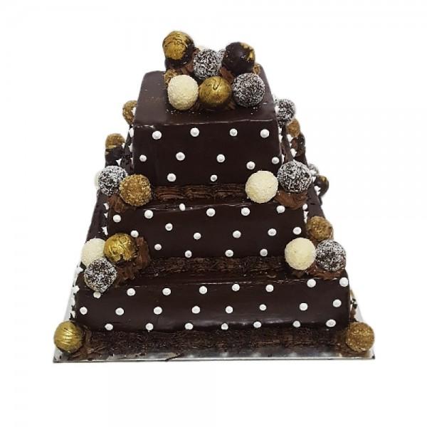 Čokoladna rodjendanska torta