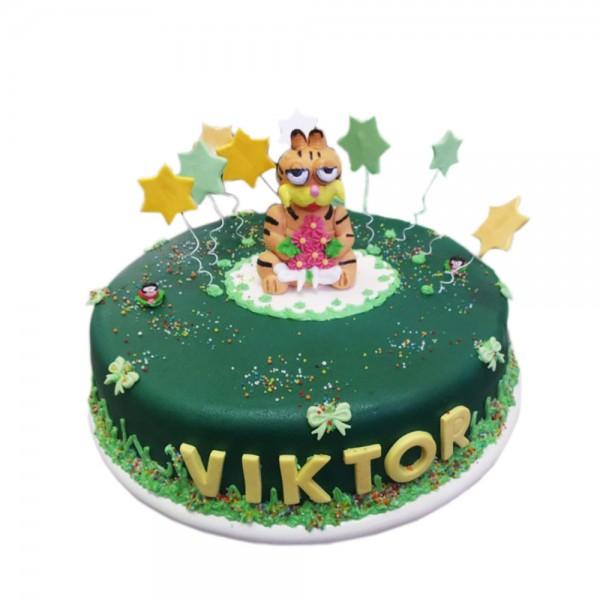 Rodjendanska torta za decake model 113