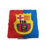 Rodjendanska torta  FK Barcelona