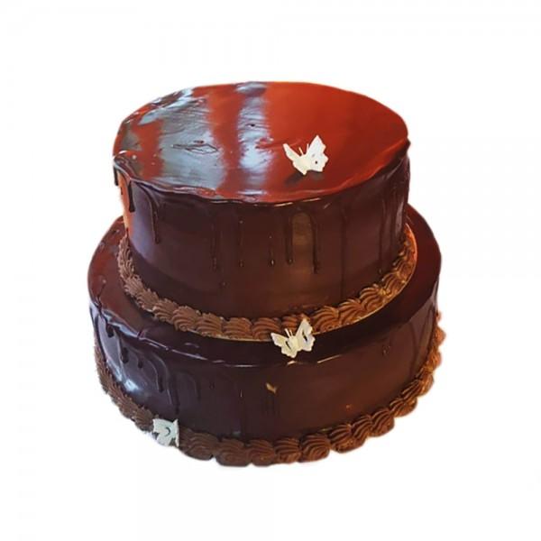 Velika cokoladna torta za slavlja model 211
