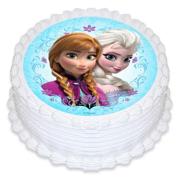 Decija rodjendanska torta Frozen model 136