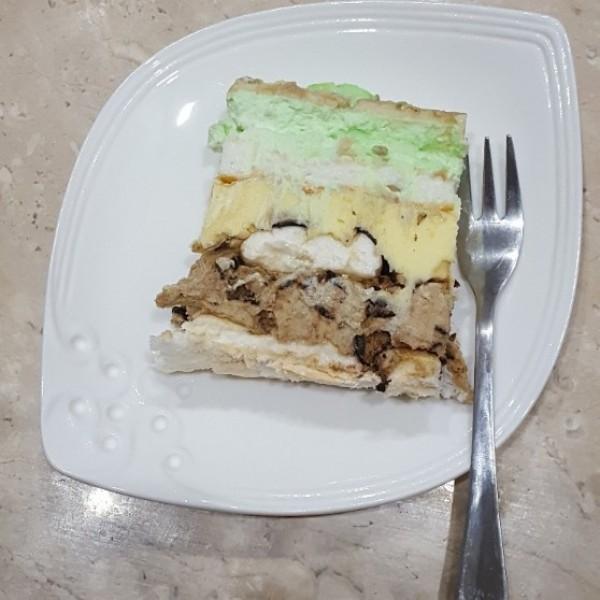 Mancmelou torta