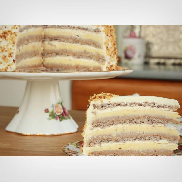 Mlecna čokoladna torta
