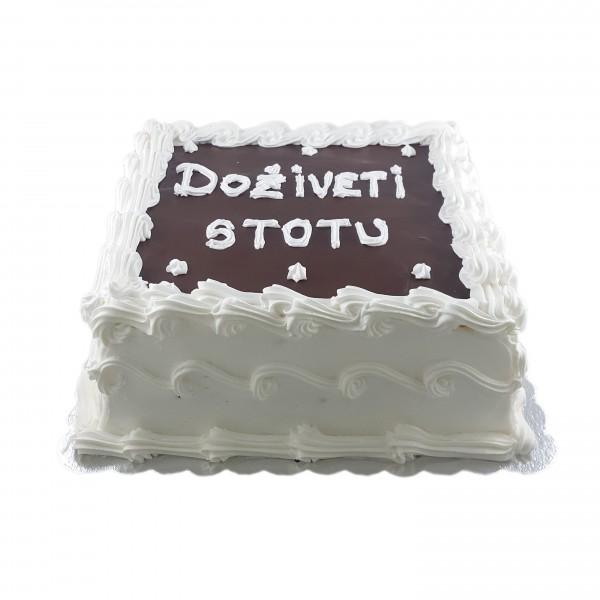 Mini slag torta
