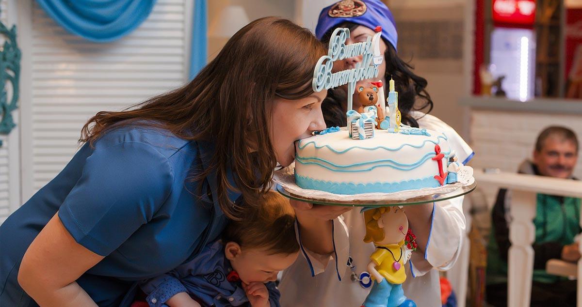 Torte za prvi deciji rodjendan